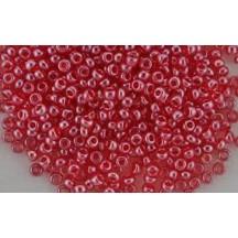 Margele de nisip Preciosa Ornela 10/0 19001/96070 Transparent Red