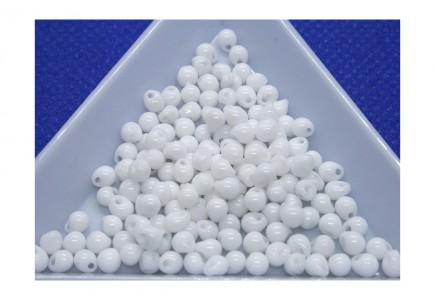Miyuki Drop Opaque White 0402