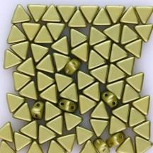 Margele Kheops Par Puca 6 mm 25021/02010 Pastel Lime