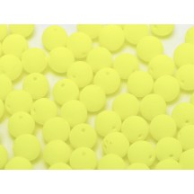 Margele Rotunde 3mm 25121 Neon Bright Yellow