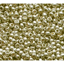 Margele de nisip Preciosa Ornela 10/0 19001/18303 Galvanized Silver