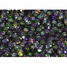 Margele Rotunde 8mm 9500 Crystal Magic Orchid