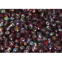 Margele Rotunde 8mm 00030/95200 Crystal Magic Wine