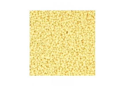 Margele de nisip Preciosa Ornela 10/0 19001/63181 Light Opaque Yellow