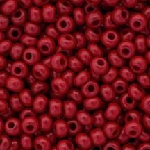 Margele de nisip Preciosa Ornela 10/0 19001/93210 Pepper Red