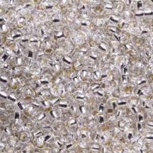 *Margele de nisip Preciosa Ornela 10/0 19001/78102 Silverlined White