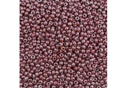 *Margele de nisip Preciosa Ornela 10/0 19001/98300 Chocolate Lustered