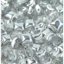 Margele Wibeduo 8x8mm 00030/27001 Crystal Labrador