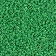 Delica 11/0 DB2126 Duracoat Opaque Fiji Green