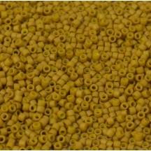 Delica 11/0 DB0665 Opaque Mustard