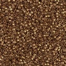 Delica 11/0 DB0115 Transp. Lust Metallic Rose Gold