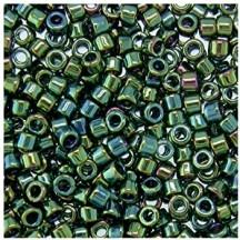 Delica 11/0 DB0003 Green Iris