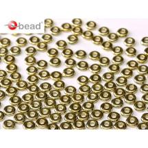O Beads 00030/26440 Crystal Amber Full