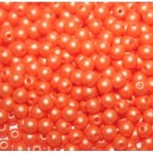 Margele Rotunde 3mm 29374AL Powdery Orange