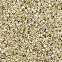Margele Toho 11/0 PF558 Permanent Finish Galvanized Aluminium