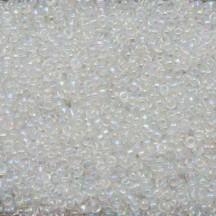 Margele de nisip Miyuki 11/0 0250 Transparent AB Crystal