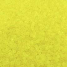 Margele Toho 11/0 0012F Transparent Frosted Lemon