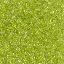 Margele de nisip Miyuki 11/0  Transparent Pale Lime 143