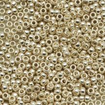 Margele Toho 15/0 5gr PF558 Permanent Finish Galvanized Aluminium