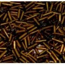 Miyuki Bugle 6mm 0134 Dark Topaz