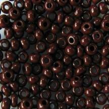 Margele de nisip Preciosa Ornela 8/0 19001/13780 Op. Chocolate