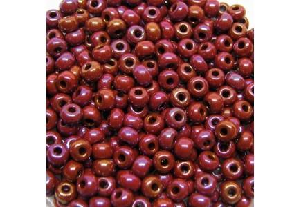 Margele de nisip Preciosa Ornela 10/0 19001/14600 Iris Wine