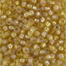Margele de nisip Preciosa Ornela 10/0 19001/17029 Silverlined Lt.Gold Iris
