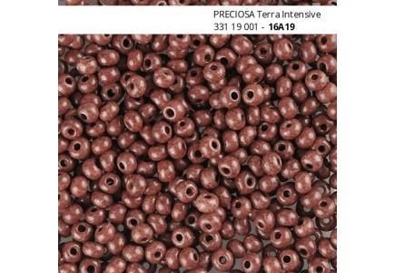 Margele de nisip Preciosa Ornela 10/0 19001/16A19 Terra Intensive Brown
