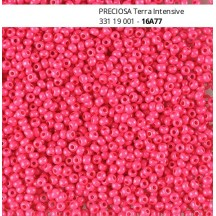 Margele de nisip Preciosa Ornela 10/0 19001/16A77 Terra Intensive Dk Pink