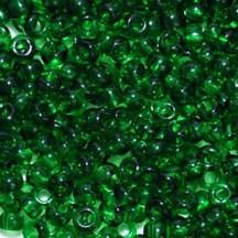 Margele de nisip Preciosa Ornela 8/0 19001/50060 Transparent Emerald