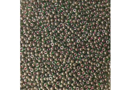 Margele de nisip Preciosa Ornela 10/0 19001/51396 Green Inside Pink