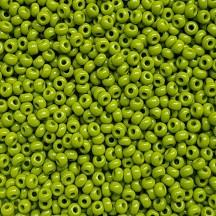 Margele de nisip Preciosa Ornela 10/0 19001/53430 Opaque Avocado