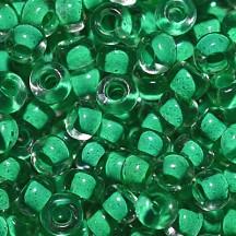 Margele de nisip Preciosa Ornela 10/0 19001/80658 Inside Color Green