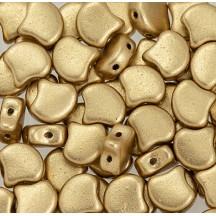 Margele Ginkgo K0171 Matte Metallic Flax
