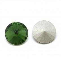 Rivoli Sticla 10x5mm Emerald