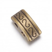 Link Multisir Antique Bronze 10x5mm