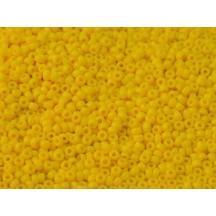 Margele de nisip Miyuki 11/0 0404D Opaque Sunflower