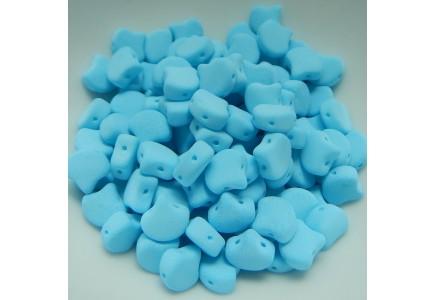 Margele Ginkgo 92927/02010 Bondeli Mat Blue Rasberry