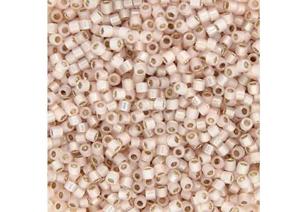 Delica 11/0 DB1452 S/L Pale Peach Opal