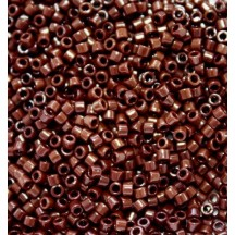 Delica 11/0 DB0734 Opaque Chocolate Brown