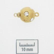 Inchizatoare Claspgarten Placata Cu Aur 23k 9.5mm