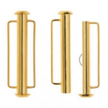 Inchizatoare 31.5mm Gold Plated Slide Bar