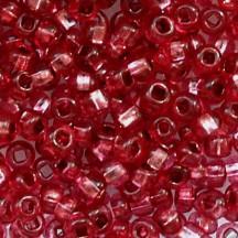 Margele de nisip Preciosa Ornela 8/0 19001/18298 Silver Lined Cherry