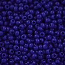 Margele de nisip Miyuki 8/0 0414 Opaque Cobalt