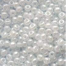 Margele de nisip Preciosa Ornela 10/0 19001/46102 White Pearl