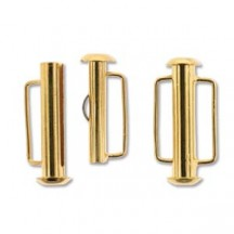 Inchizatoare 21.5mm Gold Plated Slide Bar