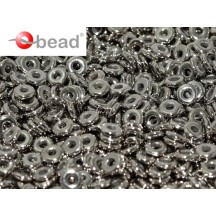 O Beads Crystal Argentic Full 27500