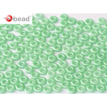 O Beads Alabaster Paste Light Green 25025