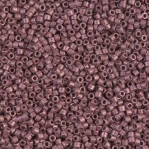 Delica 11/0 DB1167 Galvanized Matted Berry