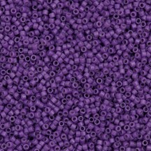 Delica 11/0 DB2140 Duracoat Opaque Anemone
